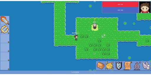 Elysium Online - MMORPG 0.0.4.3 screenshots 2