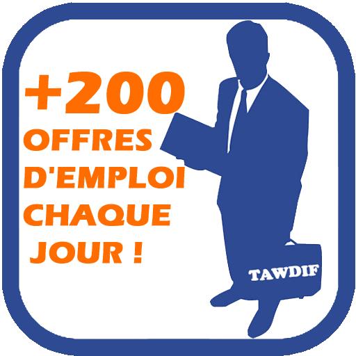 商業必備App Tawdif ( Emploi Maroc وظائف ) LOGO-綠色工廠好玩App