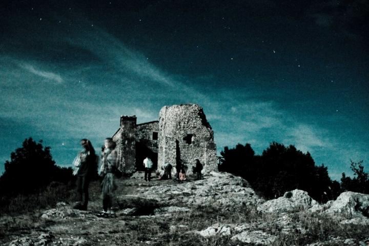 Il Borgo Medioevale del Monte Soratte di Simona Ranieri