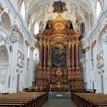 Jesuit Church in Lucerne in Lucerne, Lucerne, Switzerland
