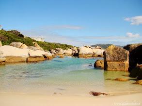 Photo: #021-La plage des Boulders ressemble à une île paradisiaque des Seychelles.