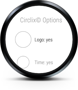 Circlix Watch Face- screenshot thumbnail
