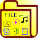 File Manager e+, File Explorer Download on Windows