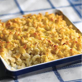 Organic Macaroni and Cheese.