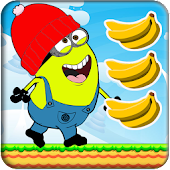 Hero Banana Adventures Game
