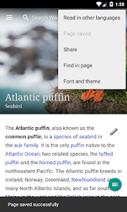 Wikipedia- screenshot thumbnail