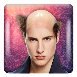 Make Me Bald Photo Editor