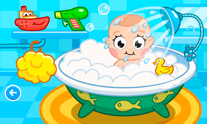 Baby care Android 8