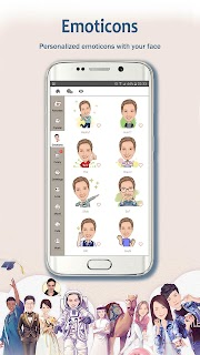MomentCam Cartoons & Stickers screenshot 06