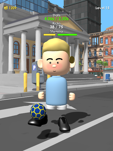 The Real Juggle - Pro Freestyle Soccer 1.3.7 screenshots 12