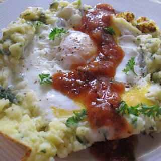 Mashed Potato Eggs — Breakfast, Lunch, or Dinner Recipe