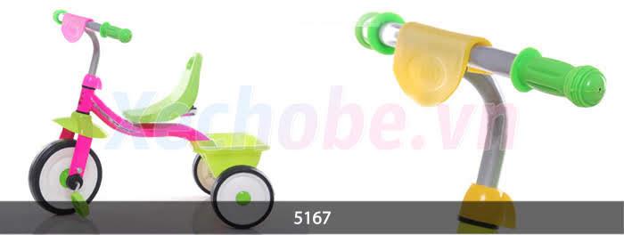 xe đạp trẻ em ba bánh broller 5167