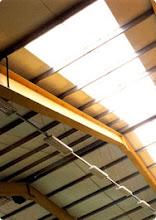 Photo: Rooflights