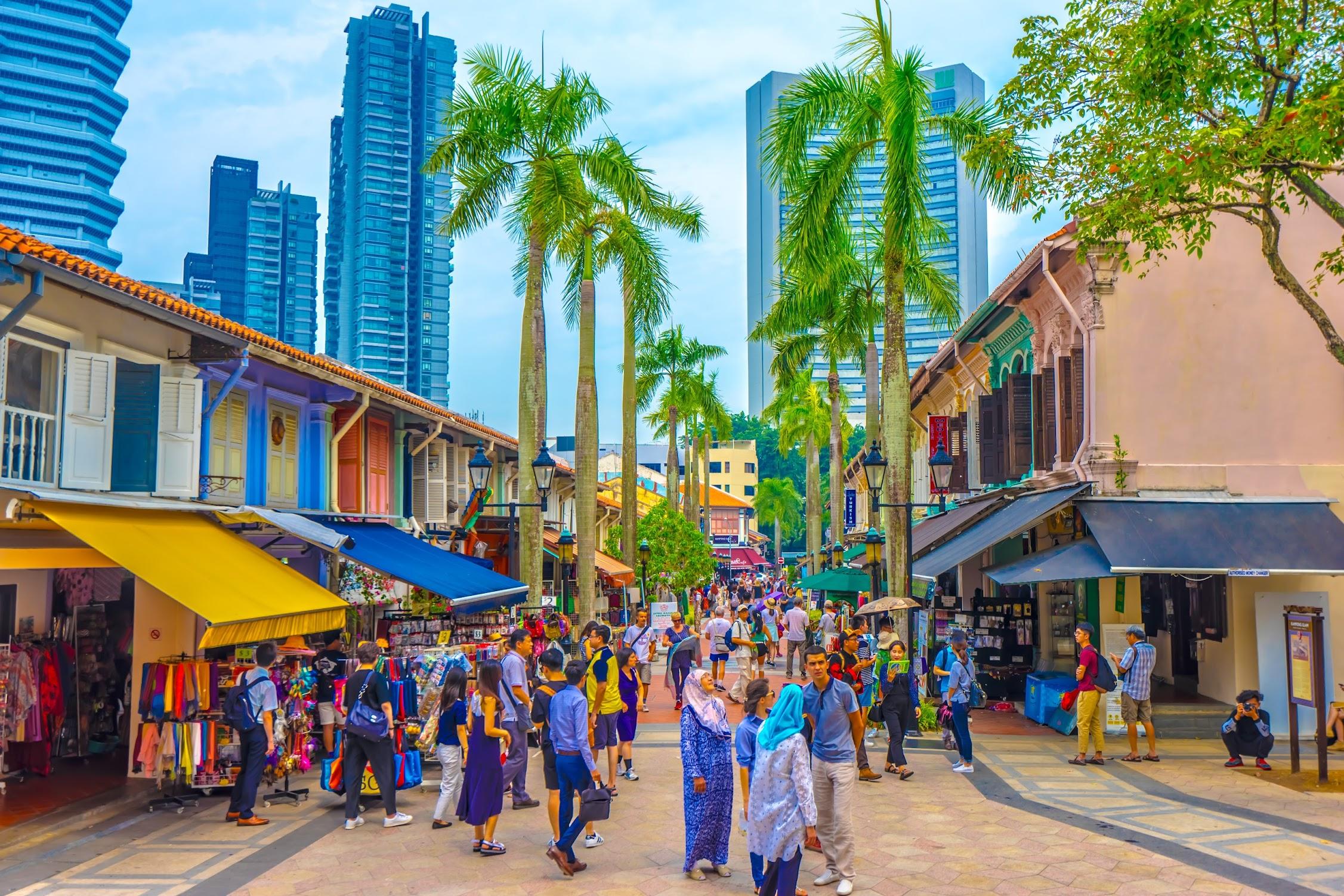 シンガポール アラブ・ストリート2