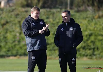 "Ferrera va-t-il quitter Anderlecht ? ""Ça serait vraiment dommage"""