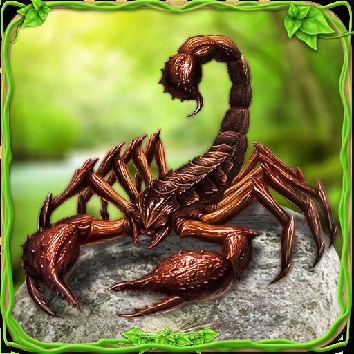 Furious Scorpion Family Simulator