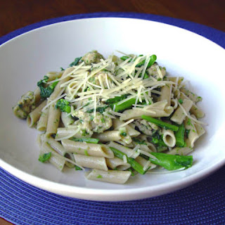 Pasta With Rapini And Sausage Recipes