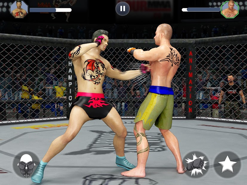 Fighting Manager 2019:Martial Arts Game screenshot 4