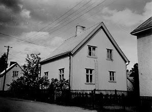 Photo: 1940 Oksasen talo, Sopukatu 18