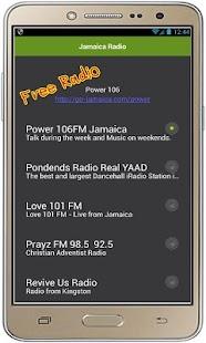 Jamajský rozhlas - náhled