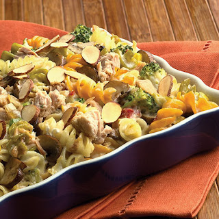 Change-of-Pace Tuna Casserole