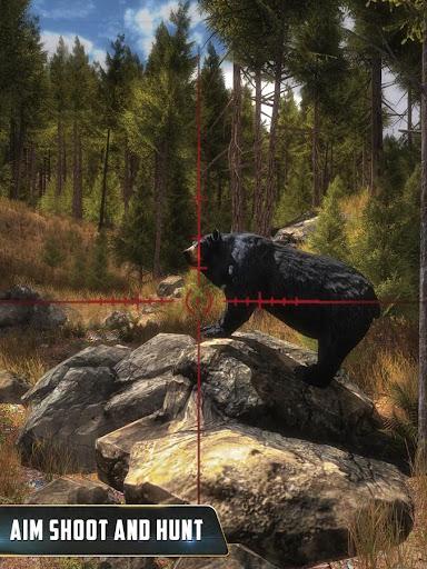 Animal Hunter : Jungle Sniper Shooting apktram screenshots 2