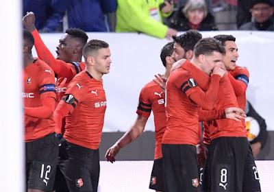 Rennes speelt niet, maar kwalificeert zich wel voor groepsfase Champions League