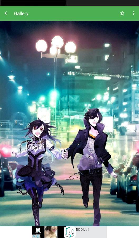 Anime Romance HD Wallpapers Screenshot