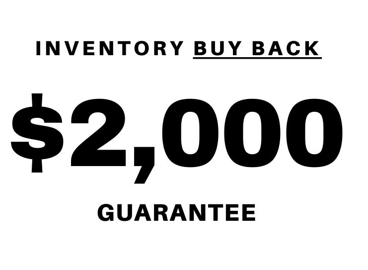 inventory buy-back guarantee