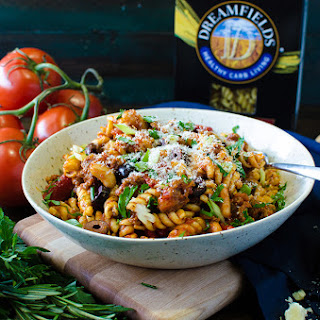 Crumbled Sausage Pasta Recipes