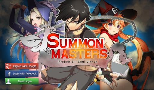 Summon Masters - Idle RPG
