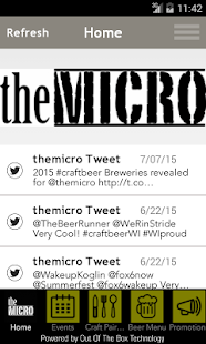 The Micro- screenshot thumbnail