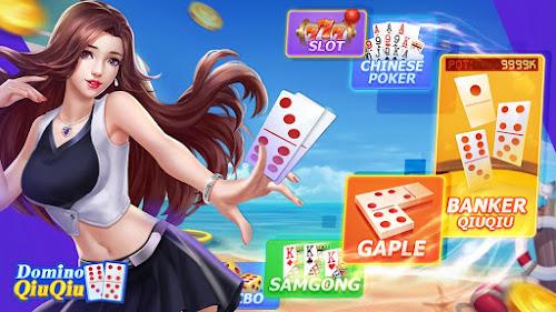 Domino Qiuqiu 2020 Domino 99 Gaple Online 1 13 5 Download