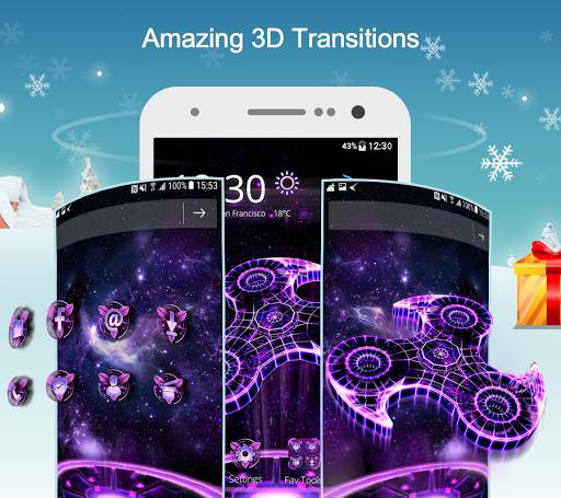 CM Launcher 3D - Theme, Wallpapers, Efficient screenshot 5