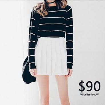 - 🎨一字領間條衫 顏色:白-灰-黑-粉 尺碼:S-M-L 價錢:$90 🌼如有興趣,可DM/Whatsapp 5167 9483店主🐰,明天截單。 #hkig #fashion #hkgirl #hkonlineshop #hkseller #hkstore #852shop #衫 #褲 #裙 #鞋 #袋 #飾物 #852 #外套 #女裝 #短裙 #短褲 #韓系 #襯衫 #針織衫 #間條衫 #冷衫 #hkigshop #hkigshops