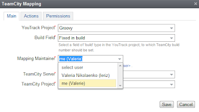 Photo: Integration with TeamCity -continuous integration server by JetBrains.