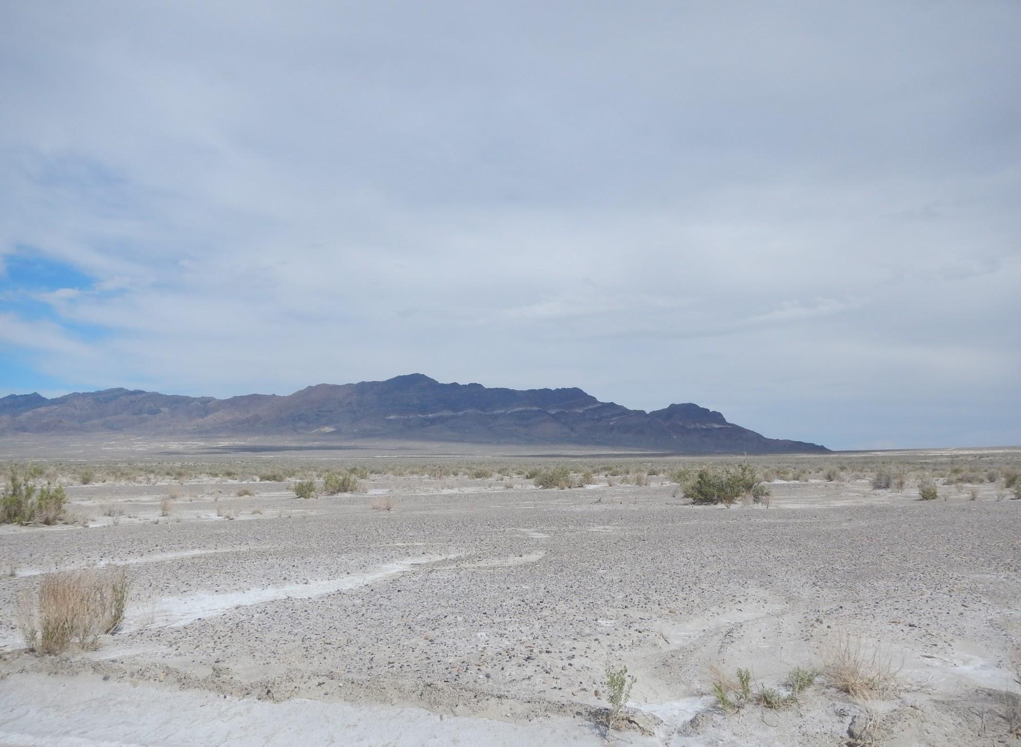 Photo: Desolate landscape