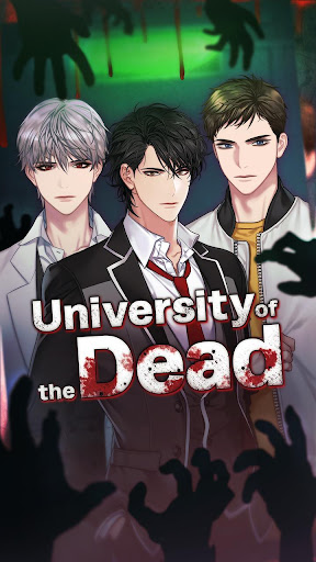 Code Triche University of the Dead : Romance Otome Game APK MOD screenshots 5