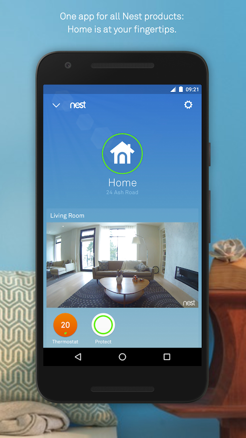 Nest Android Apps On Google Play