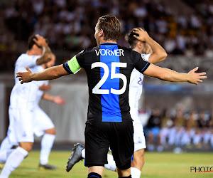 """L'UEFA sévère envers Ruud Vormer : Vanaken et Mechele dénoncent une """"sanction exagérée"""""""