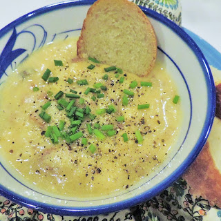 Crock Pot Ham & Potato Chowder
