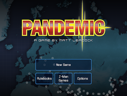 Pandemic: The Board Game- screenshot thumbnail