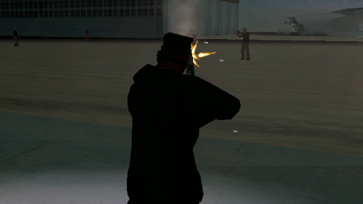 Grand Sniper in San Andreas II for PC