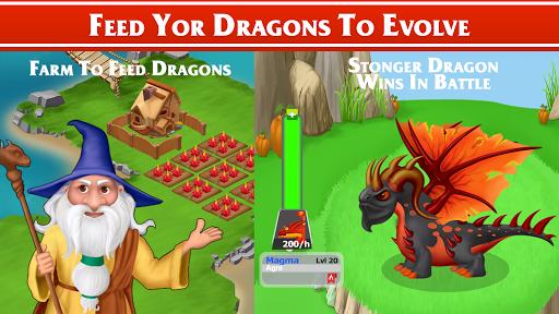Dragon Paradise City: Breeding War Game 1.2.41 {cheat|hack|gameplay|apk mod|resources generator} 5