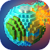 Planet Craft: Block Survival Craft Games Online