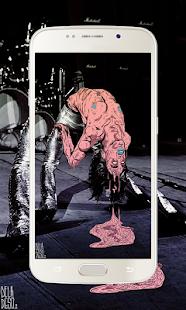 Grime Art Wallpaper - náhled