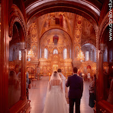 Wedding photographer Andrey Danilov (ADanilov). Photo of 08.02.2016
