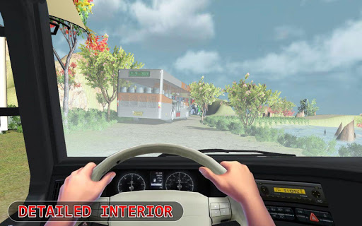 Modern Offroad Uphill Bus Simulator 1.4 screenshots 19