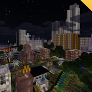City maps for MCPE
