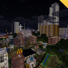 City maps for MCPE icon